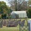 CONDE FOLIE (Somme) cimetière militaire carré des tirailleurs sénagalais (mai 2016)