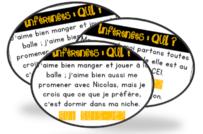 Jeux français CE2