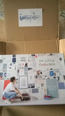 my little creative box