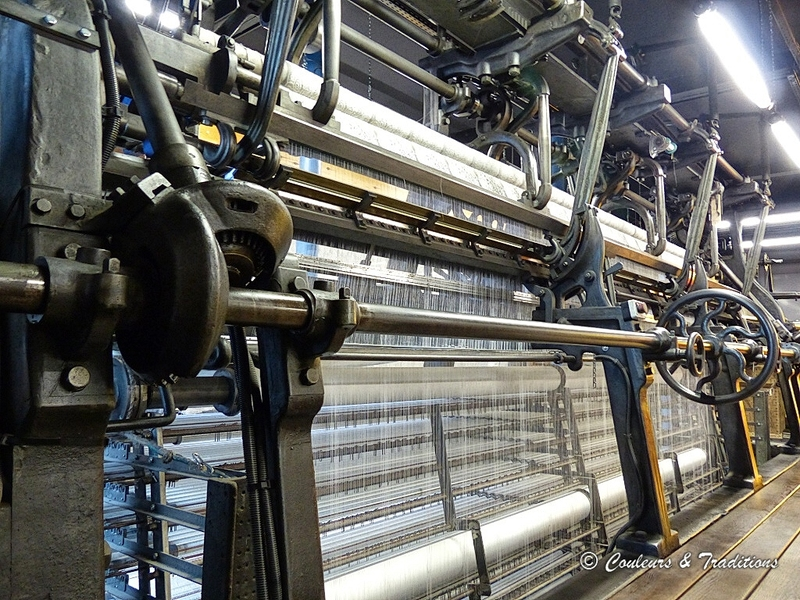 La filière Leavers - la fabrication 2