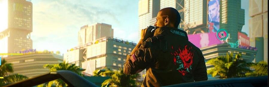 NUMERAMA : On a vu une heure de Cyberpunk 2077 à l'E3*