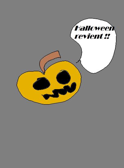 Halloween revient !!!!!