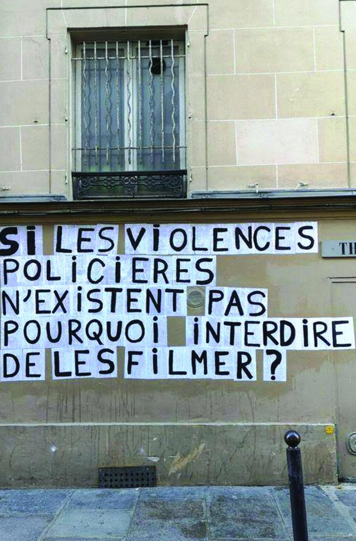 Mobilisation contre le projet de loi «sécurité globale» et violences policières : La France en émoi