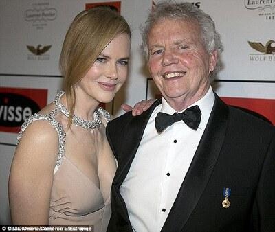 ➤ Le père de Nicole Kidman accusé de pédo-satanisme et de mind-control
