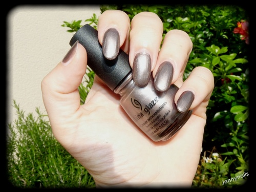 China Glaze - Cords
