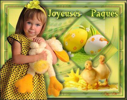 Joyeuses Paques 2014