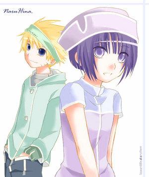 Hinata ++ Naruto