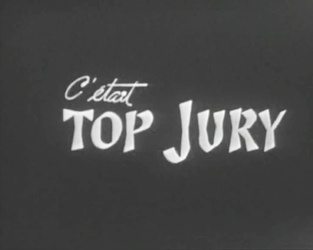 13 octobre 1965 / TOP JURY