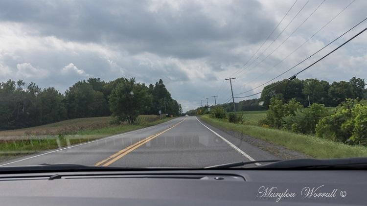 Province du Québec : Hudson