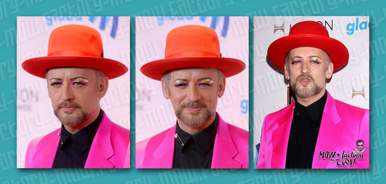 BOY GEORGE - 2014 - 4 MAY '14