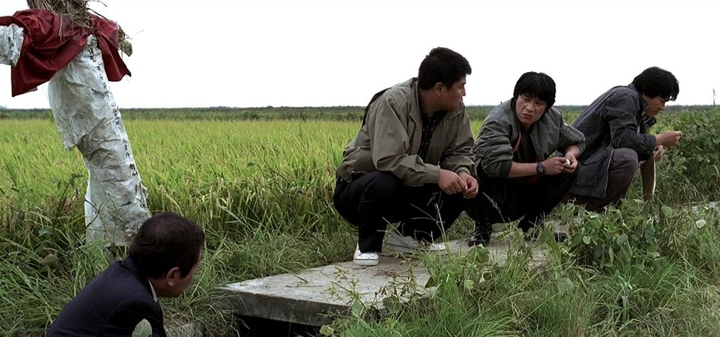 [Test Blu-ray] Memories of Murder