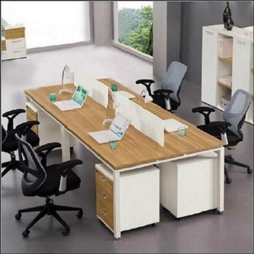 What are office desks designed as