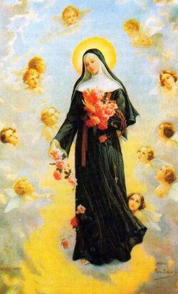 Prière à Sainte Rita