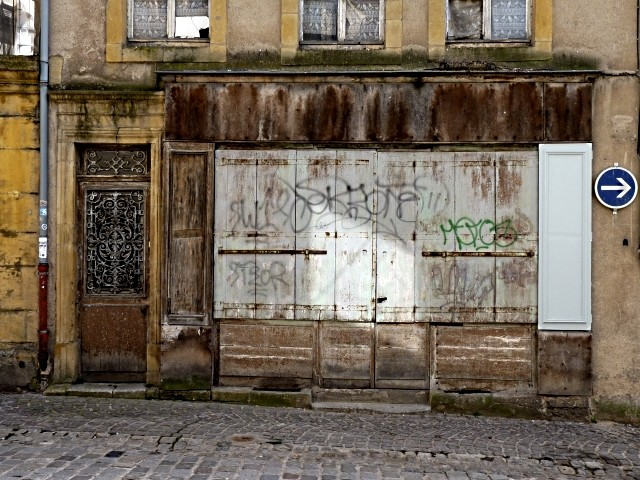 Rue aux Ossons à Metz 3 Marc de Metz 2011