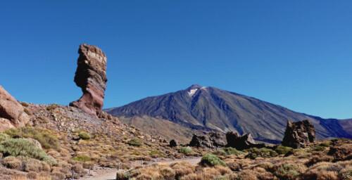 Roques et Teide