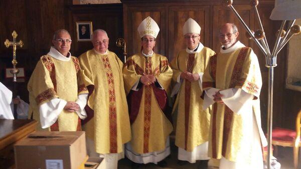 """Messe et procession de la """"Fête Dieu"""""""