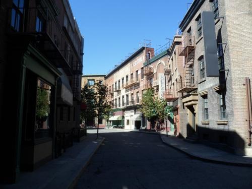 Suite de la visite de Los Angeles : les studios Warner Bros