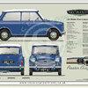 Austin Mini-Cooper 998cc 1964