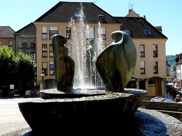 Vesoul en Franche-Comté 5 Marc de Metz 20 08 2012