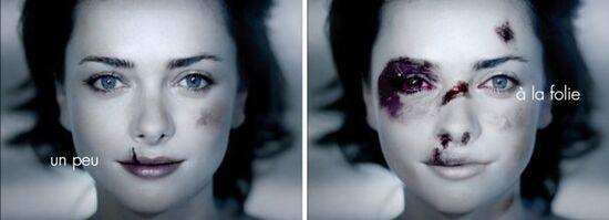 photographie femmes battues