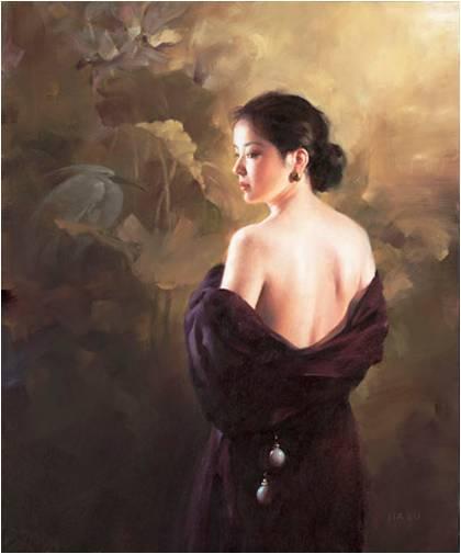 GRACE DE LA FEMME JAPONAISE    de JIA LU