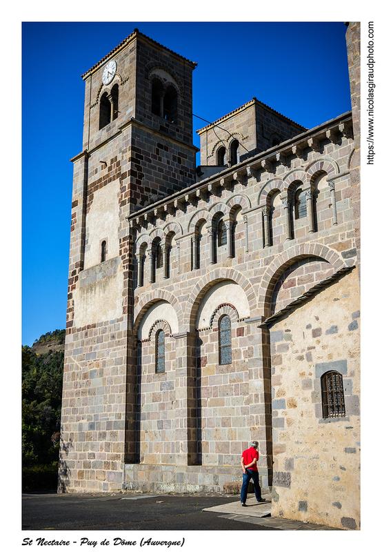 Autour de St Nectaire, Puy de de Dôme