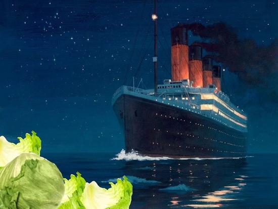 iceberg les tue