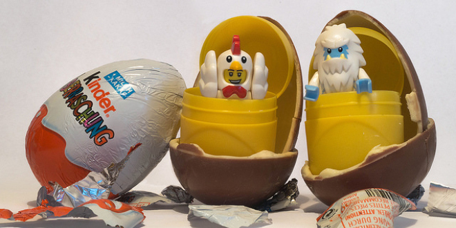 Malbouffe : le Chili interdit les Kinder Surprise