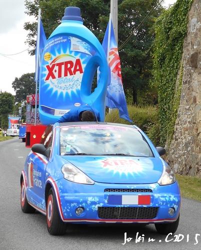 Suite 4 Caravane Tour de France 2015