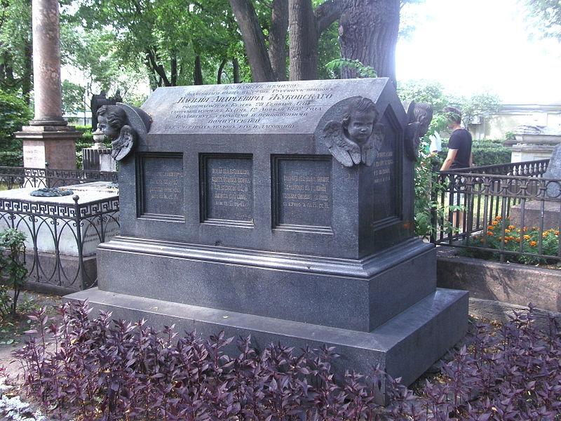 File:Jukowsky's grave.JPG