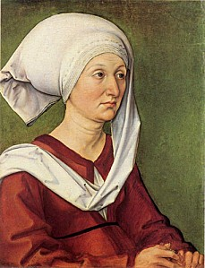 Albrecht-Duerer-People-Portraits-People-Women-Modern-Times-