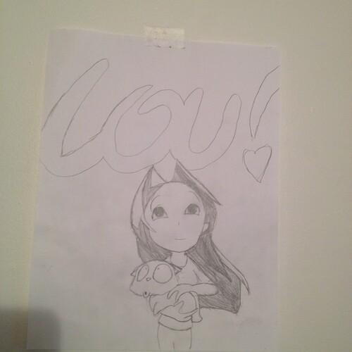 Lou ! (laser ninja )