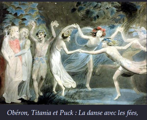 * Avec William Blake