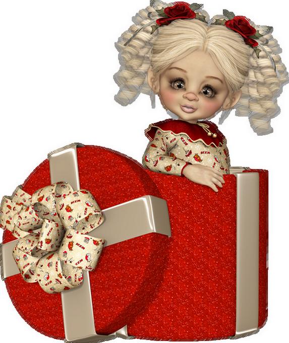 Tubes cookies Noel