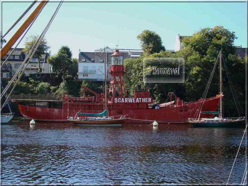 Scarweather, bateau-phare