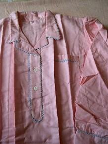 Chemise de nuit Finette rose 4