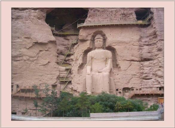 97 - Le Bouddha de Binglingsi