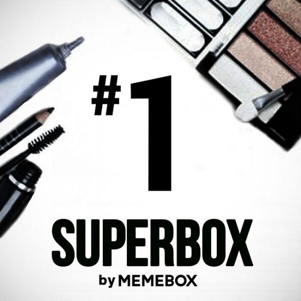A la découverte de Memebox et sa Superbox !