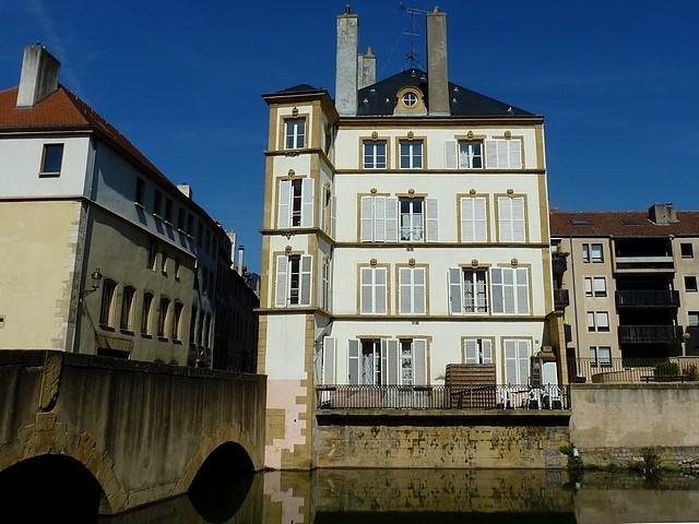 Le pont Moreau à Metz 2 Marc de Metz 19 09 2012