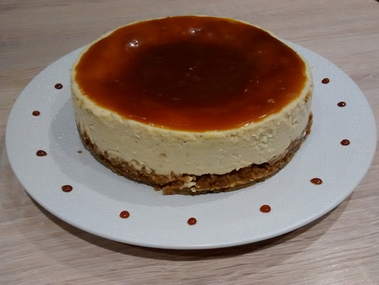 Cheese cake classsique