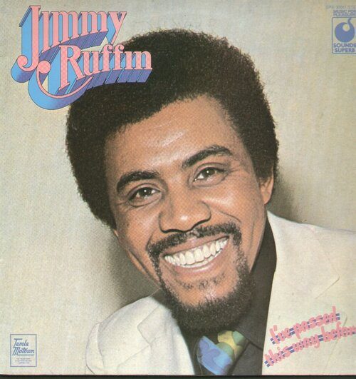 "Jimmy Ruffin : Album "" I've Passed This Way Before "" Sounds Superb SPR 90041 [ UK ]"