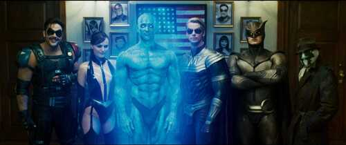 Watchmen - Les guardiens