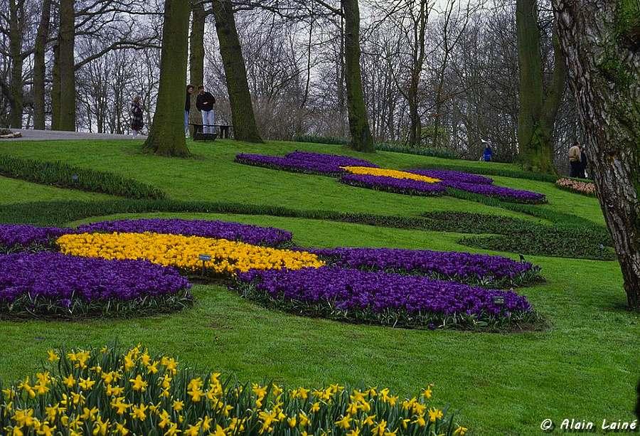 Voyage au Pays Bas (1/4)