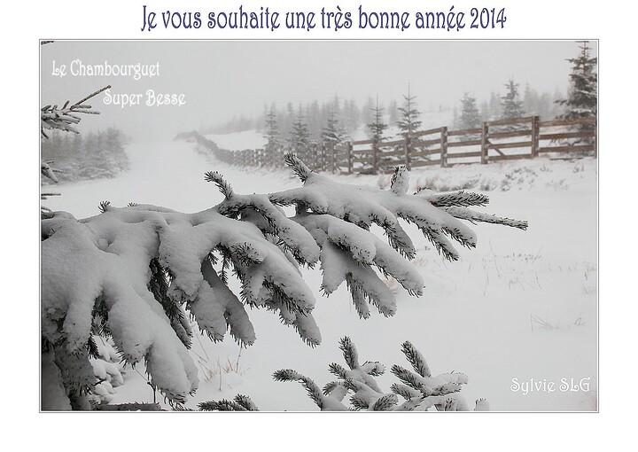 Voila la nouvelle année !