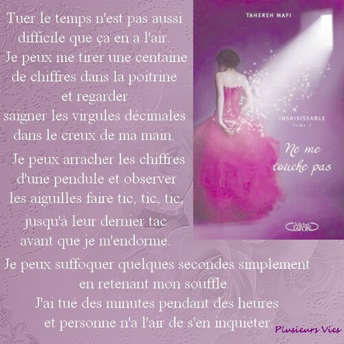 Citation Insaisissable de Tahereh Mafi