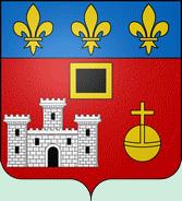 Castelnau-de-Montmiral Tarn blason