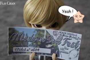 Modern Doll Fest >O< #6
