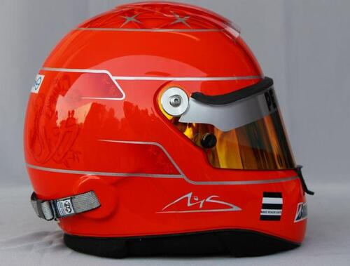 rFactor pour M. Schumacher