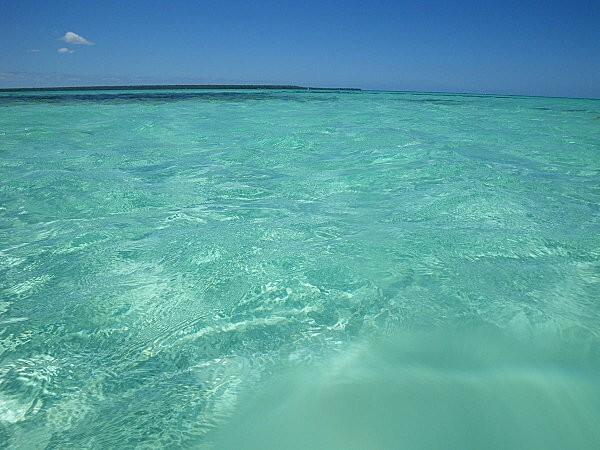 piscine naturelle vers Saona -4-