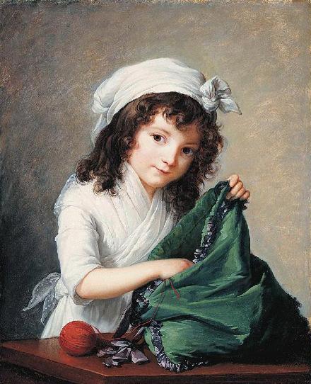 Super Louise-Élisabeth Vigée, Madame Vigée-Lebrun (1755-1842) - La  UW58
